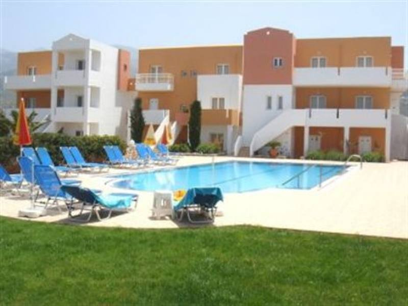 Appartementen Sunweb Village - Malia - Heraklion Kreta